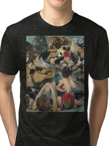 Person Pitch Tri-blend T-Shirt