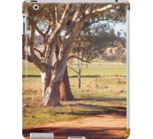 The track winding back iPad Case/Skin