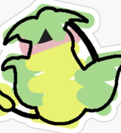 Victreebel Splotch Sticker