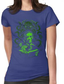 Love Cthulhu Womens Fitted T-Shirt
