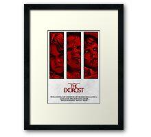 The Exorcist - Poster 2 Framed Print