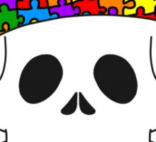 Autism Pirate Pride Sticker