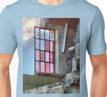 Cracked Pink Unisex T-Shirt
