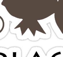 Magikarp - 0 Dammage Sticker
