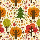 Autumn by Elena Pronenko