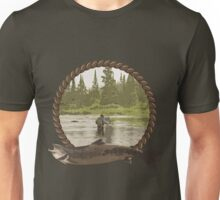 Fly Fisherman Unisex T-Shirt