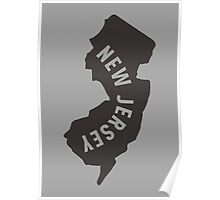 New Jersey - My home state Poster
