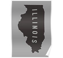 Illinois - My home state Poster