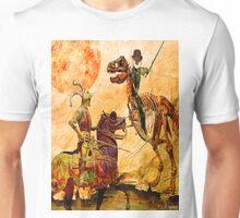 Monsieur Bone and Middle Ages Unisex T-Shirt