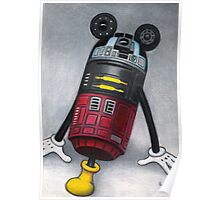 M2M2 (R2D2) Poster