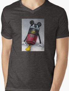 M2M2 (R2D2) Mens V-Neck T-Shirt