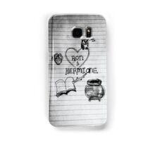 Ron and Hermione. Samsung Galaxy Case/Skin