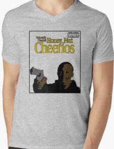 Omar Little Honey Nut Mens V-Neck T-Shirt