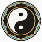 Yin Yang Lotus by nitty-gritty
