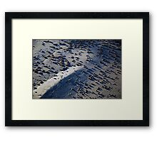 Crab's creations Framed Print