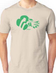 Grrrl Shouts! Unisex T-Shirt