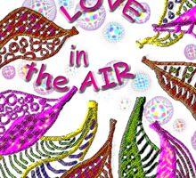 LOVE in the air... * Sticker