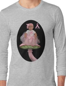 ✿♥‿♥✿HELP FIND A CURE CANCER AWARENESS TEE SHIRT FOR KIDS AND ADULTS✿♥‿♥✿ Long Sleeve T-Shirt