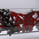 """""""PYREX...."""" by atomikboy"""