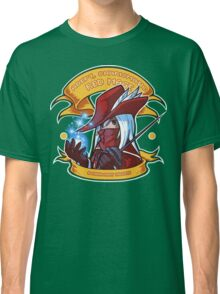 Adept, Charismatic Red Mage Classic T-Shirt