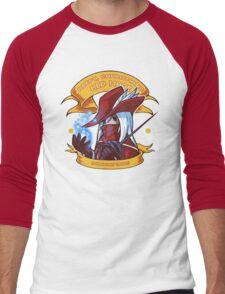 Adept, Charismatic Red Mage Men's Baseball ¾ T-Shirt