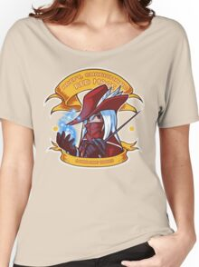 Adept, Charismatic Red Mage Women's Relaxed Fit T-Shirt