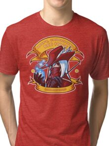 Adept, Charismatic Red Mage Tri-blend T-Shirt