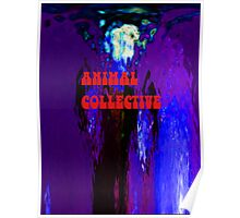 Original Animal Collective #2 Poster