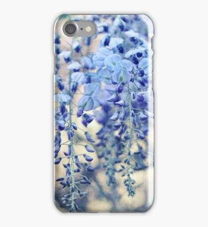 Wisteria Dreams at Twilight iPhone Case/Skin