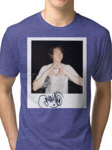 Noah Lennox Polaroid Tri-blend T-Shirt