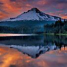 Mt Hood by Chris Ferrell