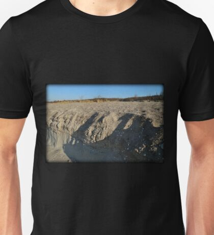 Layered Beach Unisex T-Shirt
