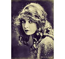Lillian Gish Photographic Print