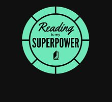 Reading is my Superpower Unisex T-Shirt