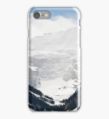 Lake Louise in Spring - Banff National Park iPhone Case/Skin