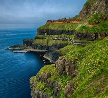 Northern Irish Coast by Adam Northam