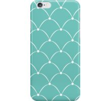 Blue Scales iPhone Case/Skin