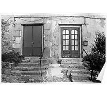 Door Number 1 or Door Number 2? Poster