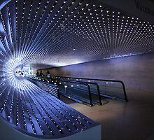 Villareal's Blue Multiuniverse by Cora Wandel
