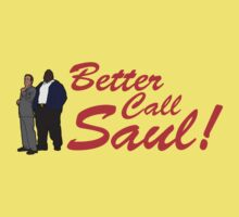 Better Call Saul! by Sebastián Redondo