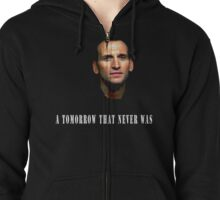 Doctor Who : A tomorrow that never was Zipped Hoodie