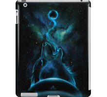 The Starry Wolf iPad Case/Skin