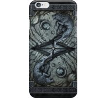 The stone wolves iPhone Case/Skin