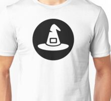 Halloween Witch Hat Ideology Unisex T-Shirt