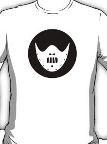 Halloween Hannibal Lector Ideology T-Shirt