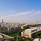 Paris Rooftops by Alex Cassels