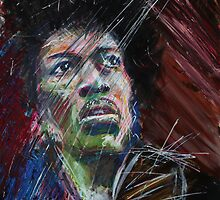 Jimmy Hendrix by JohnnyBoy333