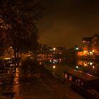 York by Night by Tony Shaw