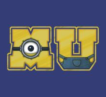 Minions University by Wirdou