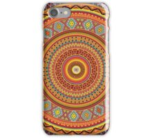 Mandala Aztec Pattern iPhone Case/Skin